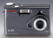 The new MINOX DC 4011 with 4.0 mega pixel