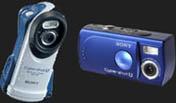 Sony announces digital cameras: DSC-U30 & U60 - Digital cameras, digital camera reviews, photography views and news news