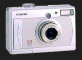 Toshiba's PDR-3340 pocket-sized powerhouse - Digital cameras, digital camera reviews, photography views and news news