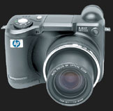 HP announces its top-of-the line Photosmart 945 - Digital cameras, digital camera reviews, photography views and news news