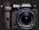 Olympus E-1 digital SLR camera now introduced - Digital cameras, digital camera reviews, photography views and news news