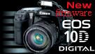 Canon EOS 10D firmware v 1.0.1 now available - Digital cameras, digital camera reviews, photography views and news news