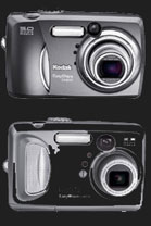 New Kodak EasyShare 5 Megapixel digital cameras - Digital cameras, digital camera reviews, photography views and news news