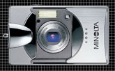 Minolta introduces the new 5.0 Mp DiMAGE G500 - Digital cameras, digital camera reviews, photography views and news news