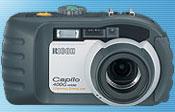 Ricoh Japan announces the Caplio G400 Wide - Digital cameras, digital camera reviews, photography views and news news