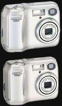 New Coolpix 2200 and 3200 models from Nikon - Digital cameras, digital camera reviews, photography views and news news