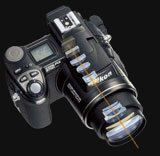 Nikon announces new 8 megapixel Coolpix 8700 - Digital cameras, digital camera reviews, photography views and news news