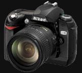 Nikon announces details of its D70 SLR camera - Digital cameras, digital camera reviews, photography views and news news