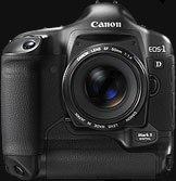 Canon announces the Canon EOS-1D Mark II - Digital cameras, digital camera reviews, photography views and news news