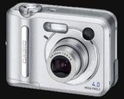 Casio announces new 4Mp and speedy QV-R41 - Digital cameras, digital camera reviews, photography views and news news