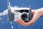 You can take the Ricoh Caplio G300 for a swim - Digital cameras, digital camera reviews, photography views and news news