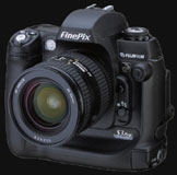 Fuji introduces the long awaited S3 PRO at the PMA - Digital cameras, digital camera reviews, photography views and news news