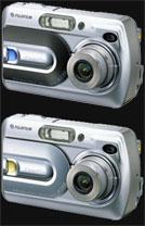 Fuji announces 3,2 and 4 Mp Finepix A330 and A340 - Digital cameras, digital camera reviews, photography views and news news