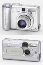 Canon announces the PowerShot A75 and A310 - Digital cameras, digital camera reviews, photography views and news news