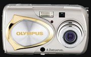 Olympus Stylus 410 camera breaks the sound barrier - Digital cameras, digital camera reviews, photography views and news news