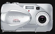 Beginners do more with the D-580 from Olympus - Digital cameras, digital camera reviews, photography views and news news