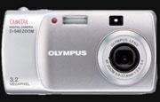 Olympus debuts fresh new look for D-540 Zoom - Digital cameras, digital camera reviews, photography views and news news