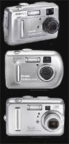 New Kodak CX7430, CX7300 and CX7220 cameras - Digital cameras, digital camera reviews, photography views and news news