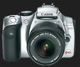 Canon's EOS-300D rebels in the digital SLR world - Digital cameras, digital camera reviews, photography views and news news