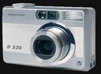 Voigtlaender introduces 5 Megapixel Digital 530 - Digital cameras, digital camera reviews, photography views and news news