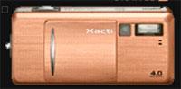 The Sanyo Xacti J4: 4 Mp, speed and video-clips - Digital cameras, digital camera reviews, photography views and news news