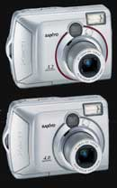 Sanyo Japan announces Xacti DSC-S3 and S4 - Digital cameras, digital camera reviews, photography views and news news