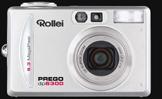 Rollei announces 6.3 megapixel Prego dp6300 - Digital cameras, digital camera reviews, photography views and news news