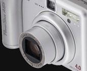 Canon announces new 4 Mp Powershot A85 - Digital cameras, digital camera reviews, photography views and news news