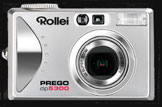The Rollei Prego dp5300: 5.2 Mp and a 3x zoom - Digital cameras, digital camera reviews, photography views and news news