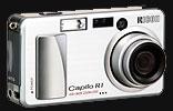 The Ricoh Caplio R1 with 28mm wide-angle lens - Digital cameras, digital camera reviews, photography views and news news