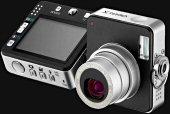 The new Pentax Optio X features 5 megapixels - Digital cameras, digital camera reviews, photography views and news news