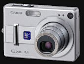 Big LCDs in the new Casio Exilim Z50 and Z55 - Digital cameras, digital camera reviews, photography views and news news