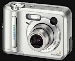 Casio announces the quick 6 megapixel QV-R61 - Digital cameras, digital camera reviews, photography views and news news