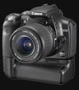 Canon announces limited edition black EOS 300D - Digital cameras, digital camera reviews, photography views and news news