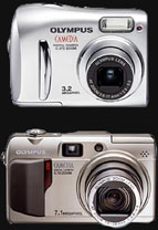 Olympus announces two new digital cameras - Digital cameras, digital camera reviews, photography views and news news