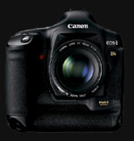 Canon announces the EOS-1Ds Mark II Digital SLR - Digital cameras, digital camera reviews, photography views and news news