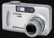 Concord Camera unveils seven new digital cameras - Digital cameras, digital camera reviews, photography views and news news