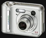 Casio launches the 5 megapixel 3x zoom QV-R52 - Digital cameras, digital camera reviews, photography views and news news