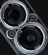 The classic Rolleiflex now available as MiniDigi - Digital cameras, digital camera reviews, photography views and news news