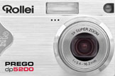 "Rollei unveils 5 MP Prego dp5200 with 2.5"" TFT - Digital cameras, digital camera reviews, photography views and news news"
