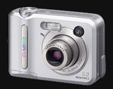 The new QV-R62 from Casio with 6.0 Mp power - Digital cameras, digital camera reviews, photography views and news news