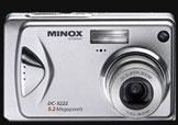 Minox announces DC 5222 with spacious LCD - Digital cameras, digital camera reviews, photography views and news news
