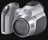 Konica Minolta announces 12x zoom DiMAGE Z5 - Digital cameras, digital camera reviews, photography views and news news