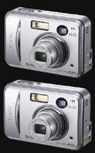 Fuji announces FinePix A345 and A350 Zoom - Digital cameras, digital camera reviews, photography views and news news