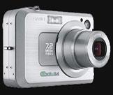 Casio EX-Z750: 7.2 Megapixel, High Quality Movie - Digital cameras, digital camera reviews, photography views and news news