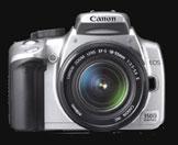 Canon EOS Digital Rebel XT digital SLR camera - Digital cameras, digital camera reviews, photography views and news news