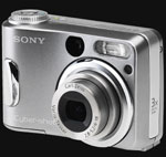 Sony Europe announces the new DSC-S80 - Digital cameras, digital camera reviews, photography views and news news