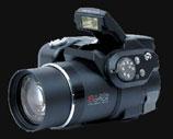 Praktica's Luxmedia 5008 offers 8x optical zoom - Digital cameras, digital camera reviews, photography views and news news