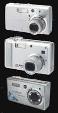 Skanhex introduces the 8 megapixel SX-828z3 - Digital cameras, digital camera reviews, photography views and news news