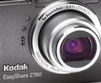 Kodak releases 6 megapixel Easyshare Z760 - Digital cameras, digital camera reviews, photography views and news news